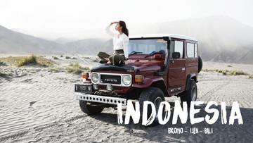แอริกะท่องเที่ยว: อินโดนีเซีย: Bromo - Ijen - Bali | ทริปHipster รูปปังอลังการ