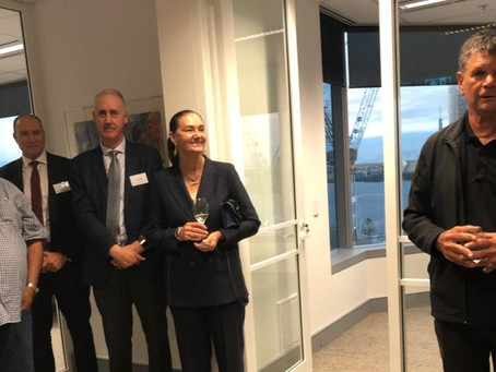 ANU Perth Office Opening