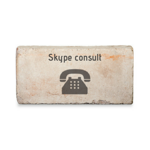 I'd like a Skype/phone consult