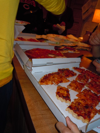 Troop 150 Pizza Party