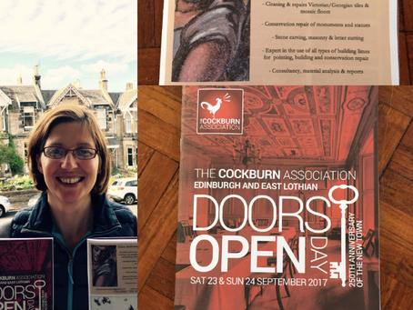 Edinburgh Doors Open