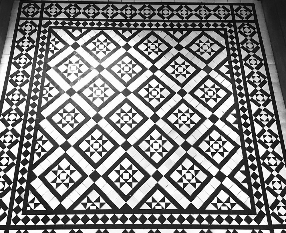 Gemetric floor conservation