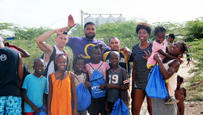 Serving while in Haiti