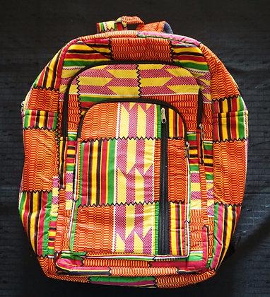 Kente Backpack