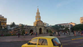 Traveling to Cartagena, Colombia