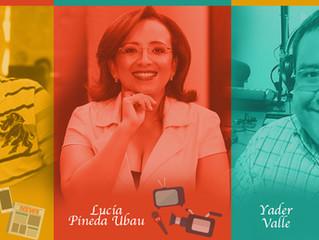 Octavio, Lucía y Yader, tres periodistas que han hecho camino al andar