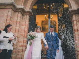 Jesús + Cintia, Boda en La Rábida, Huelva