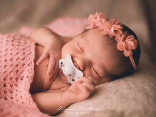 Fotografía Newborn, los bebés cambian cada día!