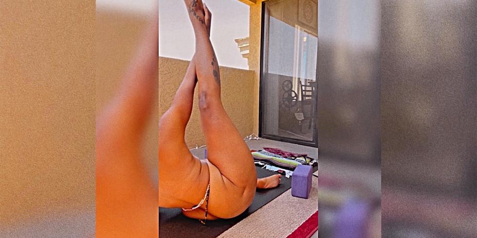 Ganja Yoga - Clothing Optional
