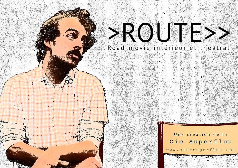 >ROUTE>> Johnny Seyx Cie Superfluu