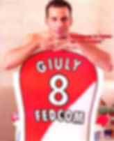 Ludovic Giuly ASMonaco
