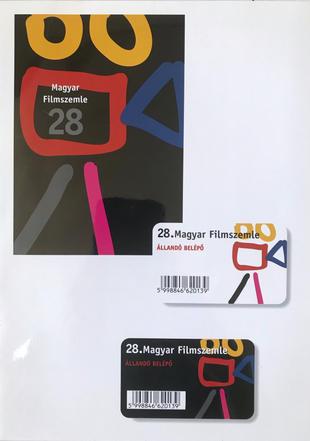 28. Filmszemle design