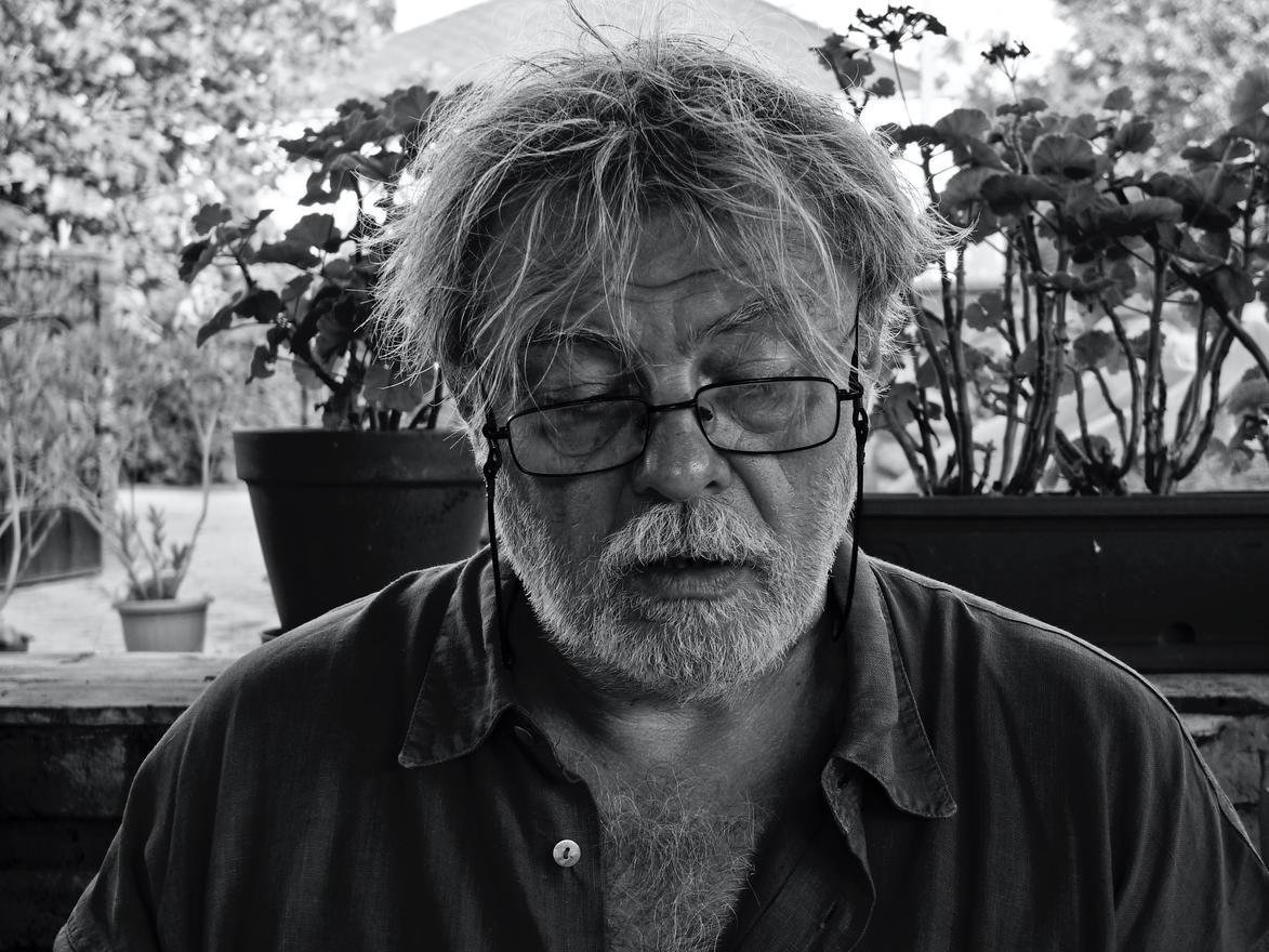 Parti Nagy, a legfotogénabb magyar író