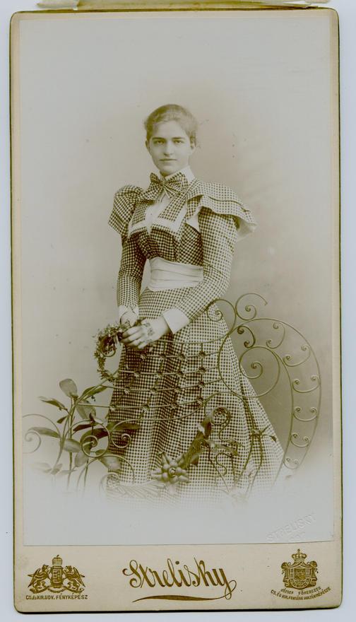 Anyai nagyanyám, Lechner Paula