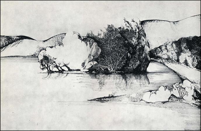 Egy rézkarc-nyomatom, 1973