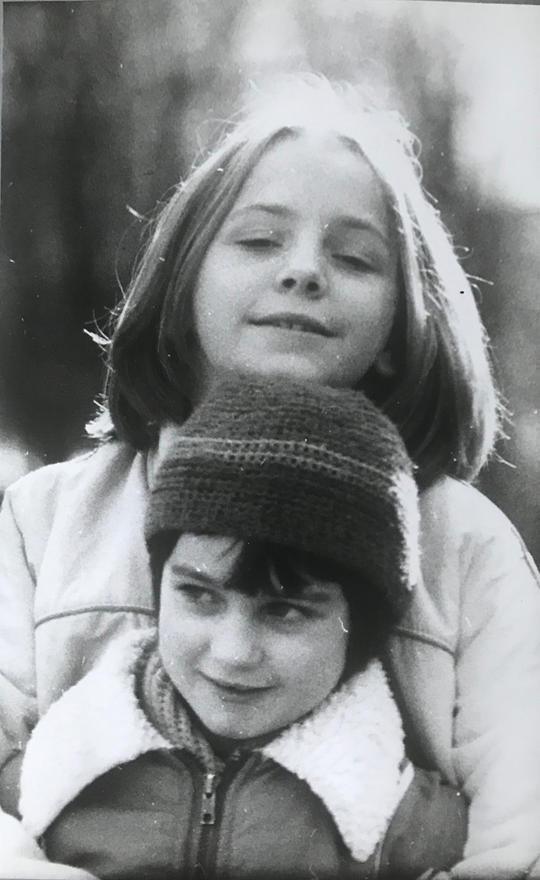 Juli és Kajtár Anna