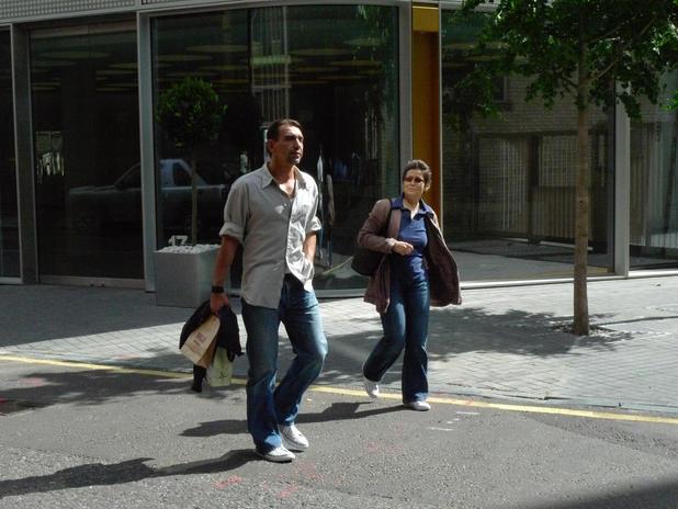 VE és Somogyi Gábor Londonban