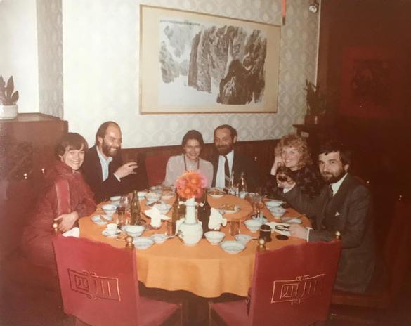 Esküvői vacsora, 1985