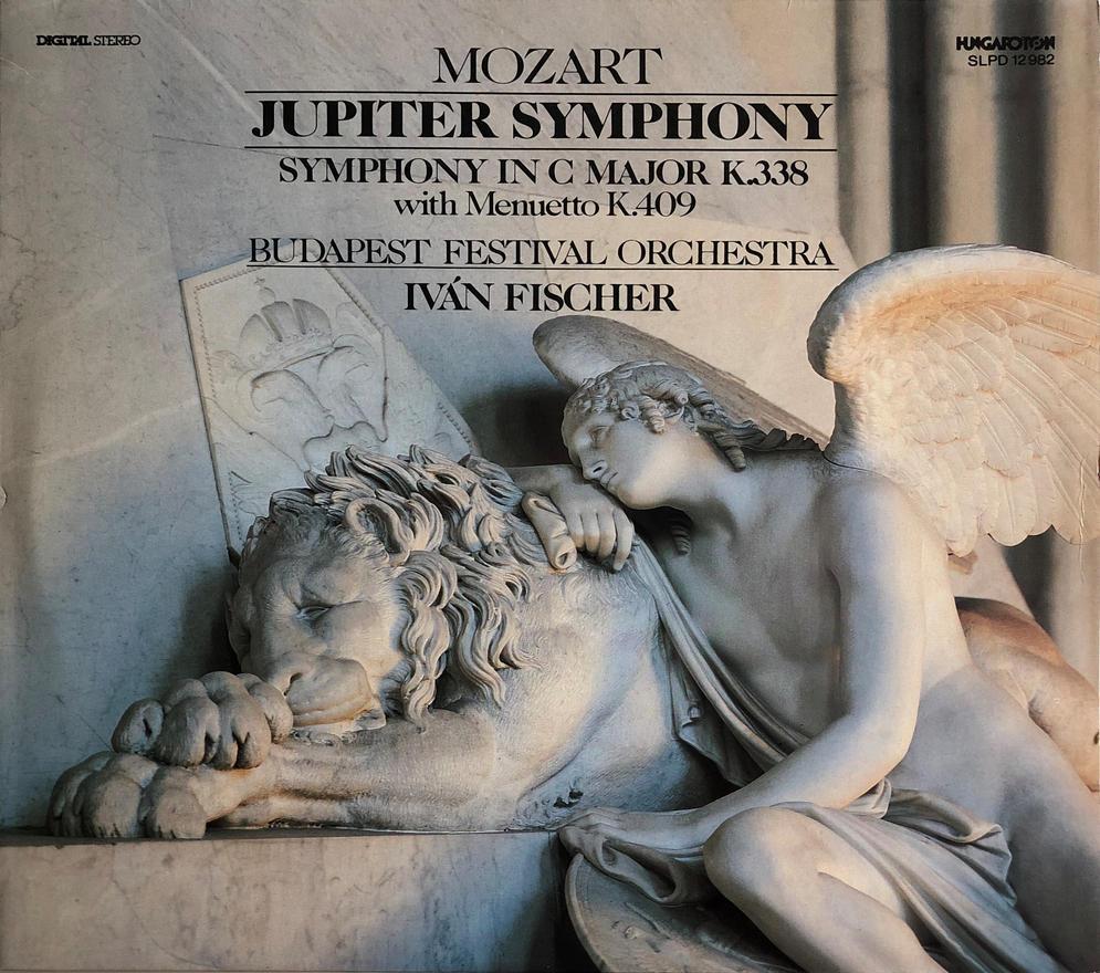 Mozart: Jupiter Symphony
