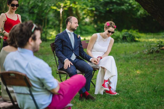 A híres piros tornacipő, Pusztazámor, 2016