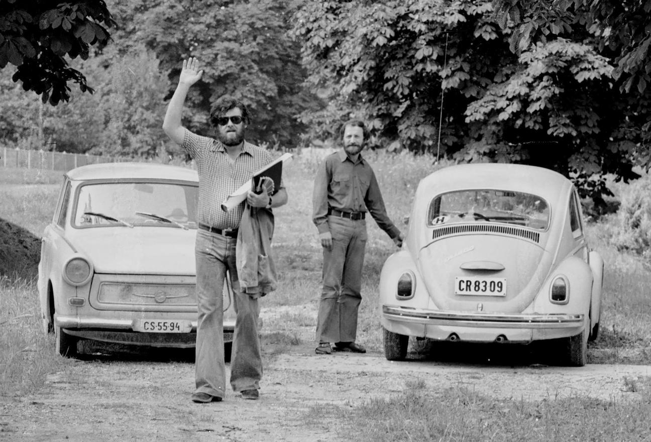 Erőss Tamás és SzM, Iharosberény, 1975