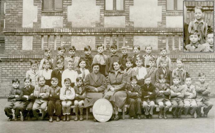 Sziget utcai iskola, 1954, III. C.