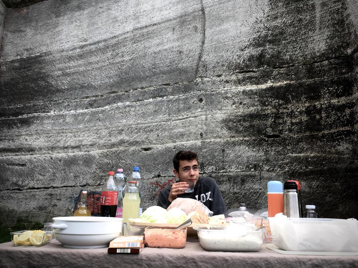 Kovid-piknik, 2020