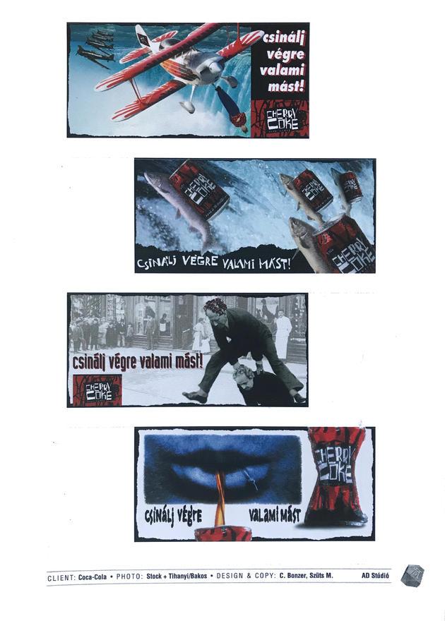 Cherry coke posters