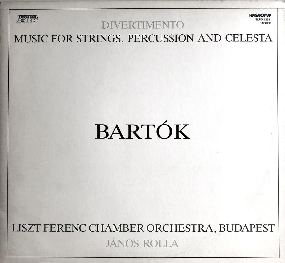 Bartók: Zene