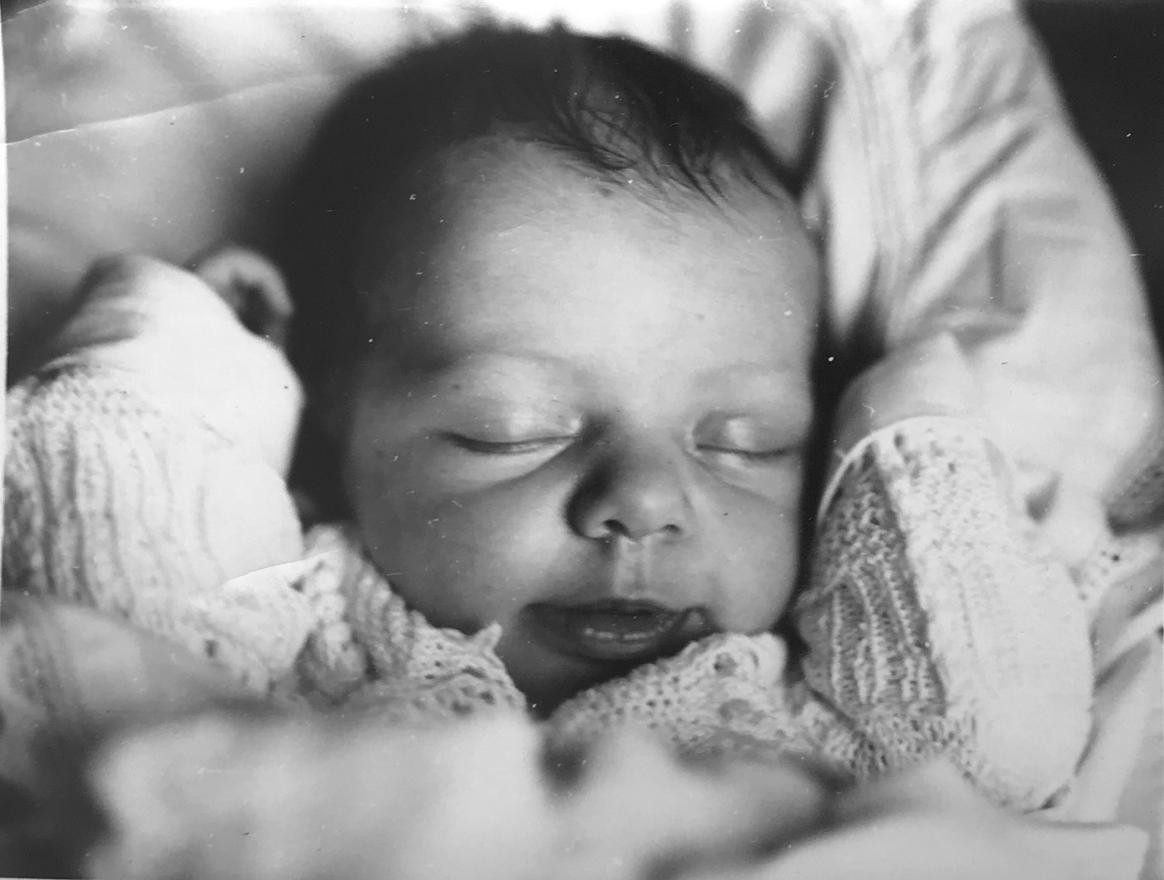 Eszter megszületett, 1973