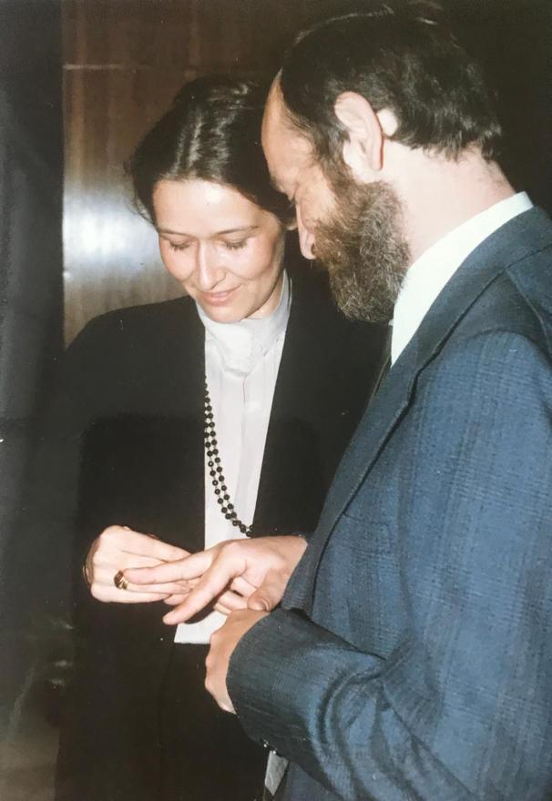 Esküvő, 1985