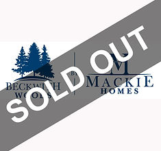 BECKWITH WOODS BY MACKIE HOMES SOLD OUT.
