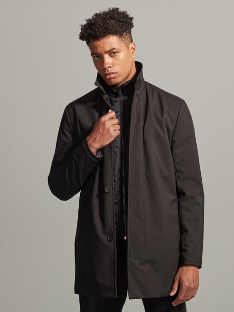 Manteau d'hiver imperméable