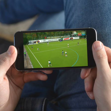 Adding Livestreams to the Hockey Bundesliga App