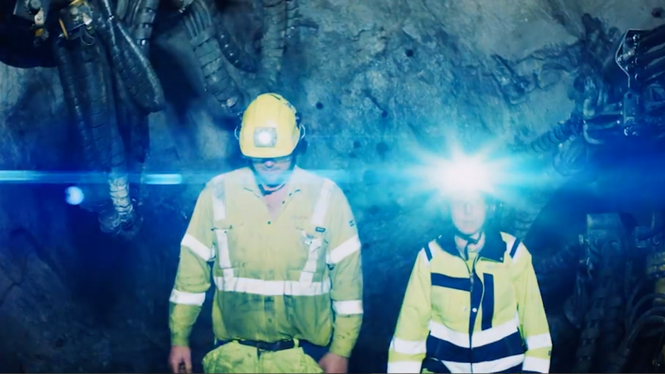 Zinkgruvan Mining