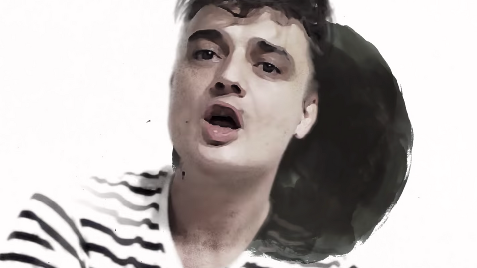 I DON'T LOVE YOU ANYMORE - PETE DOHERTY