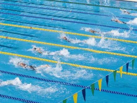 Adairsville swim results from Last Chance Meet