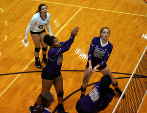Cartersville volleyball