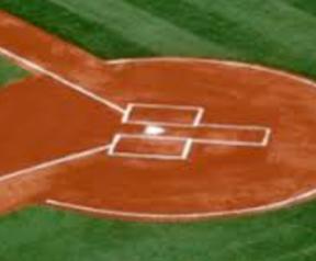 baseball infield