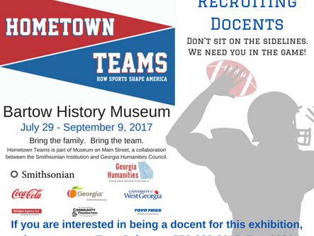 Bartow History Museum seeks help with Hometown Teams exhibit and presentation
