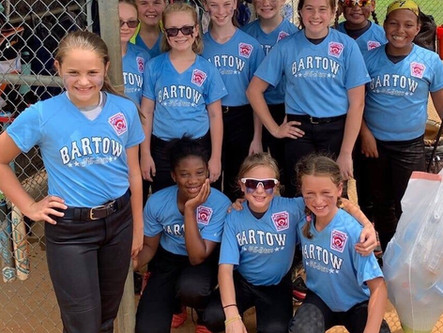 Bartow County Little League softball teams eliminated at state tourneys