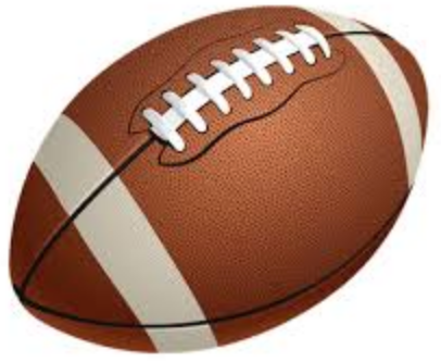Youth football games played October 6-8