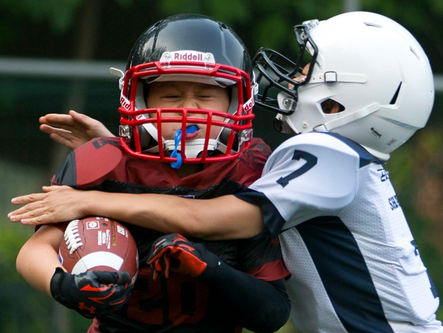 Local recreation youth football capsules for October 29