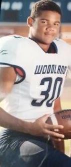 Emmanuel Jones, Woodland High School