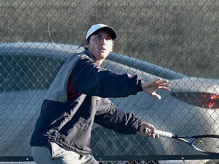 VanOrder, Gunnell, Surcey named to All-Region 7-AAAAA tennis team