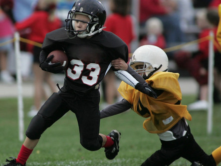 Local recreation youth football capsules for October 18