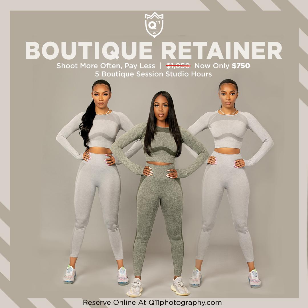 Q11 5hr Boutique Retainer