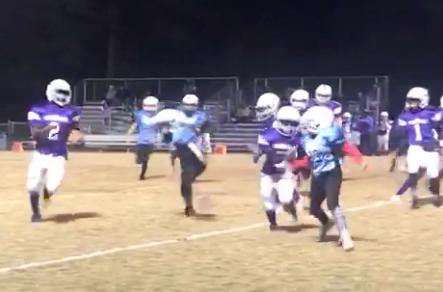 Cartersville youth football all-star teams sweep Calhoun