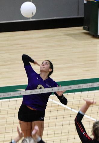 Volleyball region playoffs roundup