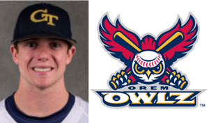 Connor Justus, Orem Owlz baseball